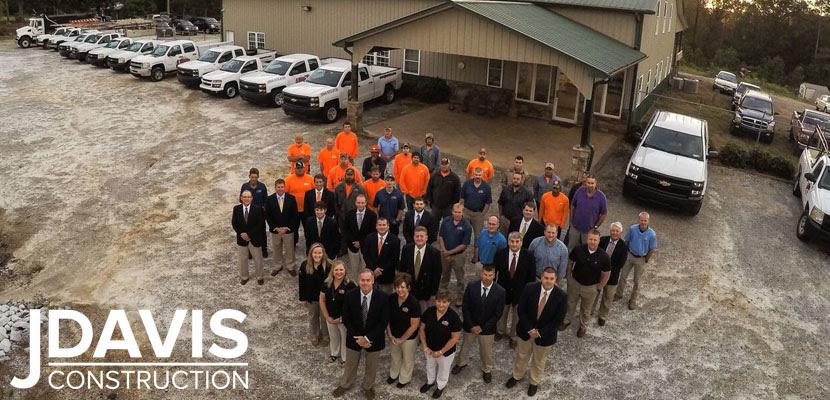 Leadership J Davis Construction
