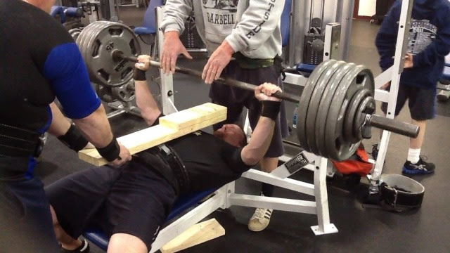 Board-Bench-Press