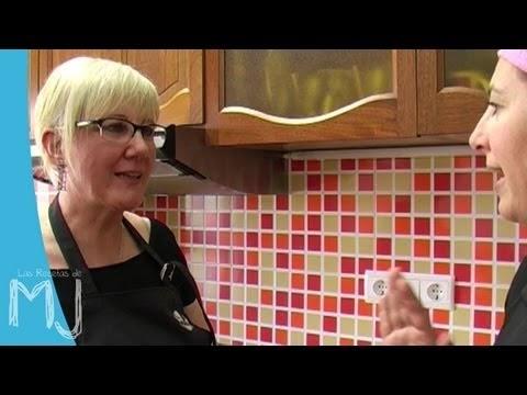 Blog de cuina de la dolorss video cocinando en mi casa for Cocinando en mi casa