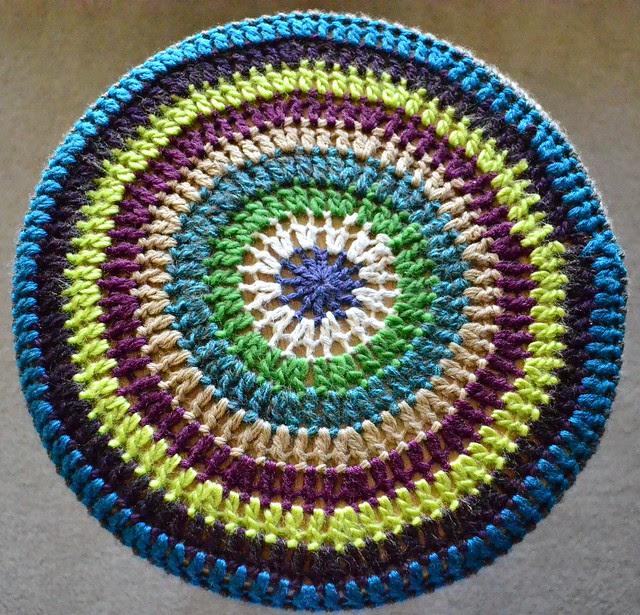 Crochet Cover #2