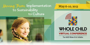 Whole Child Virtual Conference - 2013