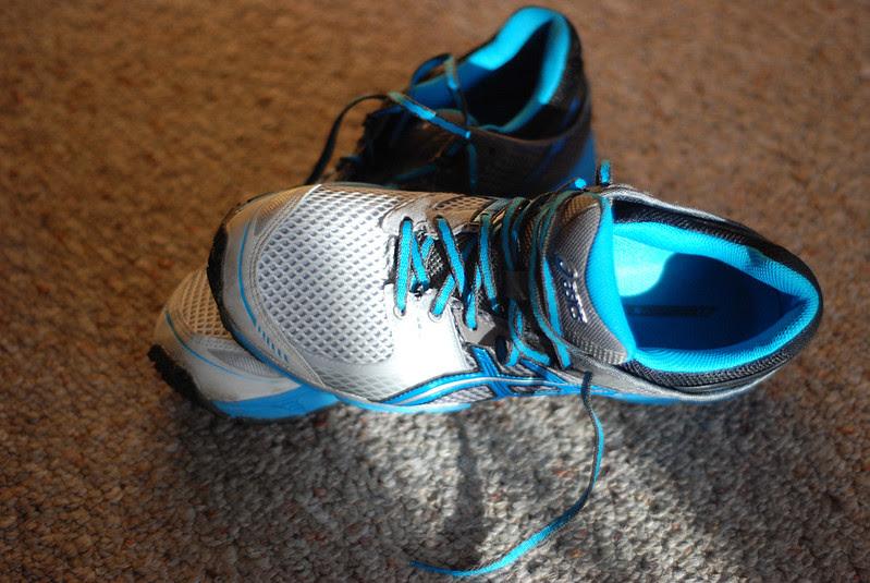 New Running Kicks