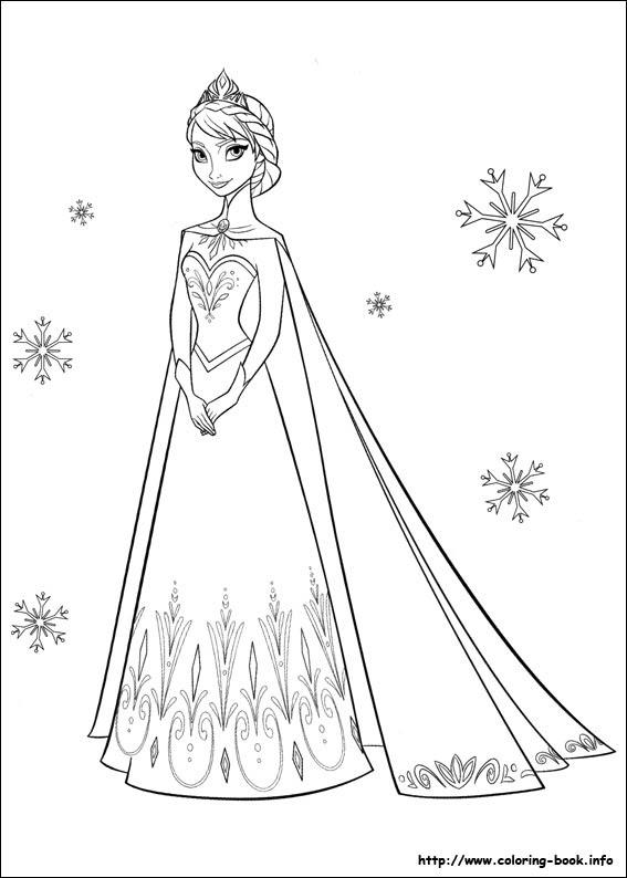 Coloring Elsa Frozen - Hd Football