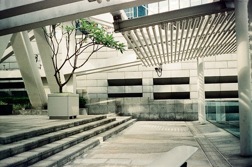 Olympus Trip 35 Photos from Hong Kong