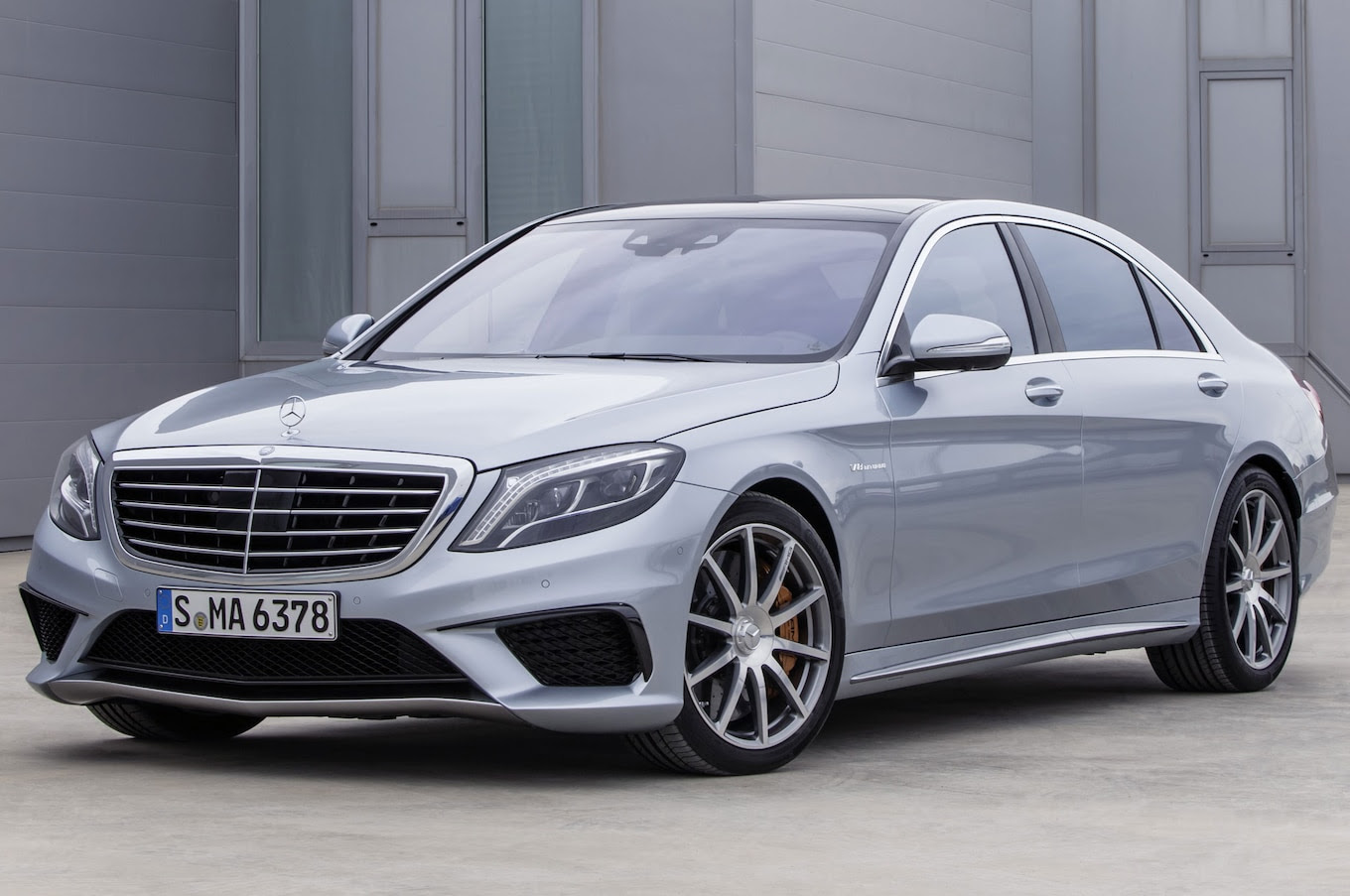 Revealed: 2014 Mercedes-Benz S63 AMG Hits 60 MPH in 3.9 ...