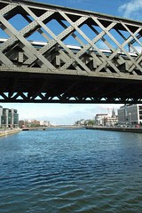 Pontes sobre o Liffey-Liffey's Bridges