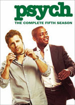 Psych: Season Five, a Mystery TV Series