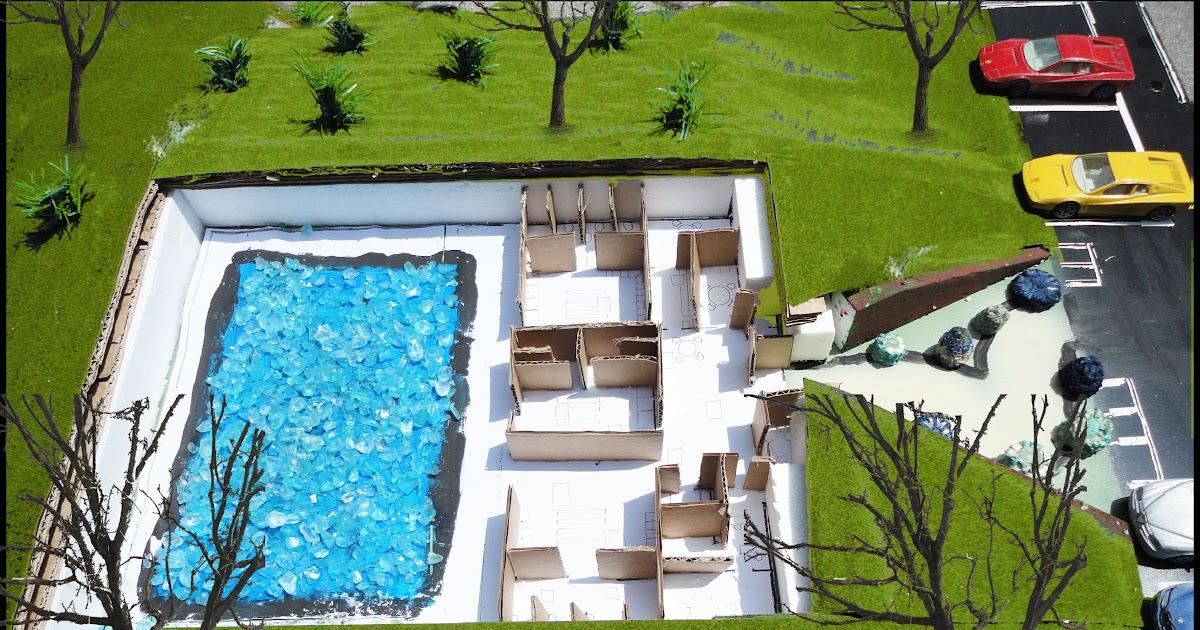 Casa moderna roma italy progetto piscina for Mirani piscine