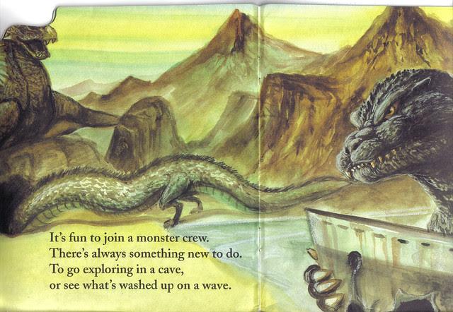 Godzilla likes to Roar! 10