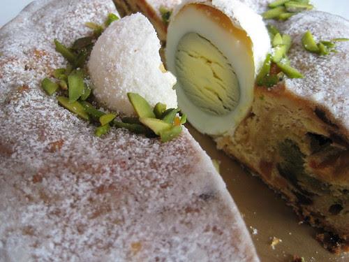 Delicious Easter Stollen