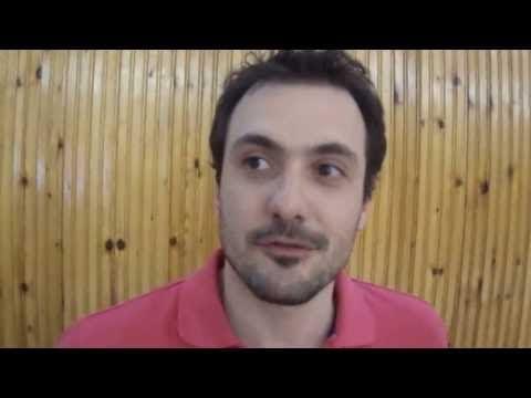 Ο προπονητής του Απόλλωνα Πτολεμαΐδας, Γιάννης Κούκος, μιλά στην κάμερα του μπλογκ για το Πανελλήνιο Νεανίδων και την πρόκριση της ομάδας του