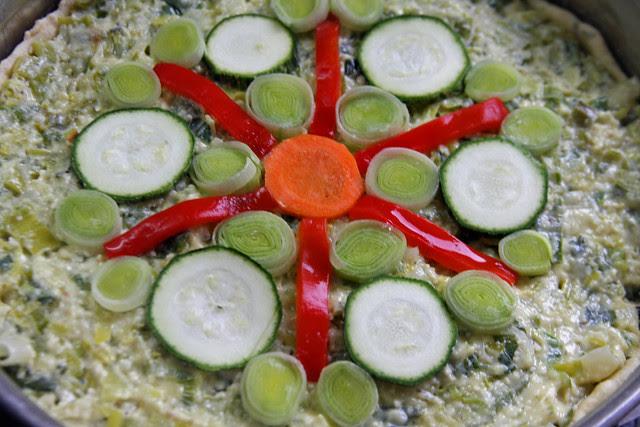 Tarta Mandala de Vegetales (40)