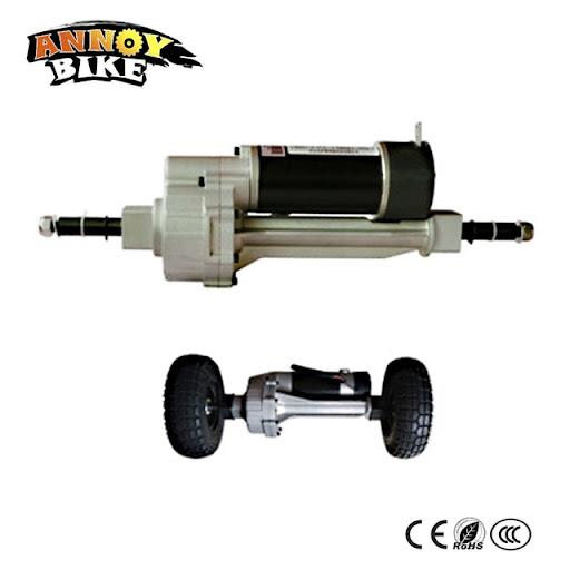 Split Differential Speed Motor Electric Tricycle Differential Speed Split Motor