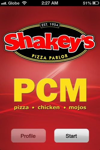 shakeys PCM