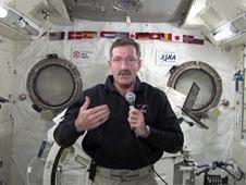 Expedition 30 Commander Dan Burbank