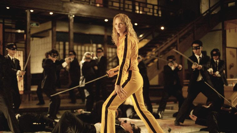 "Kill Bill"" (Vol. 1 and Vol. 2"
