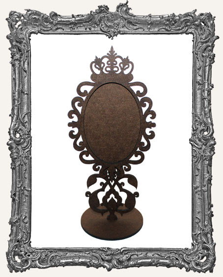 Ornate Victorian Frame Stand Up Style 1