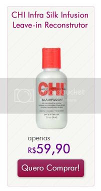 Chi Infra Silk Infusion - Leave-in Reconstrutor 59ml