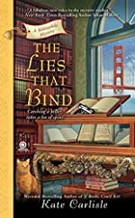 The Lies That Bind by Kate Carlisle