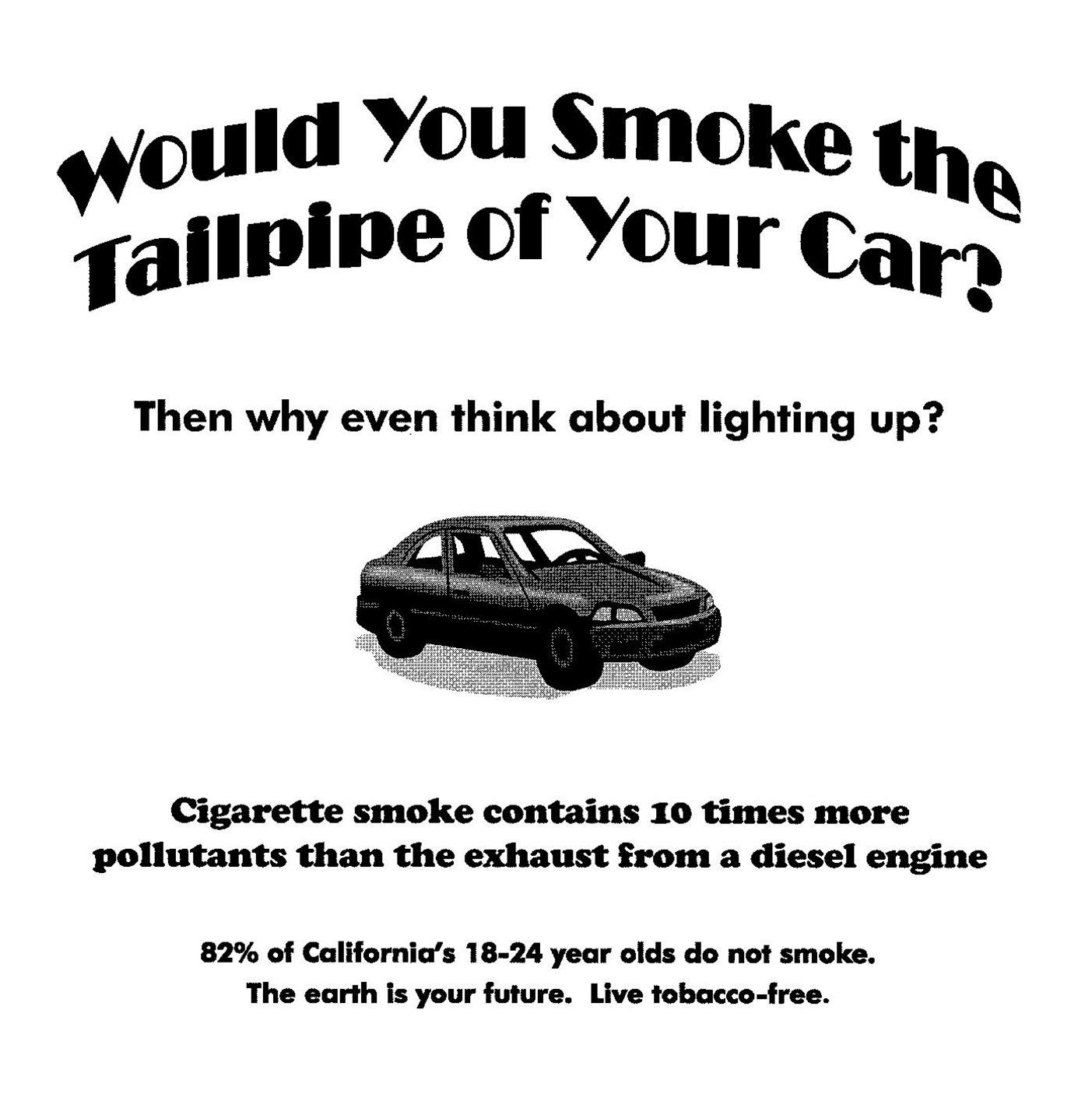 Cigarette Smoke In Car