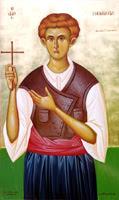 IMG ST. PANAGIOTES, Martyr