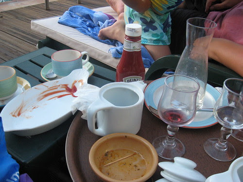 Aftermath at Uzes