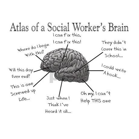 Brain Social Work Quotes Funny Wwwpicsbudcom