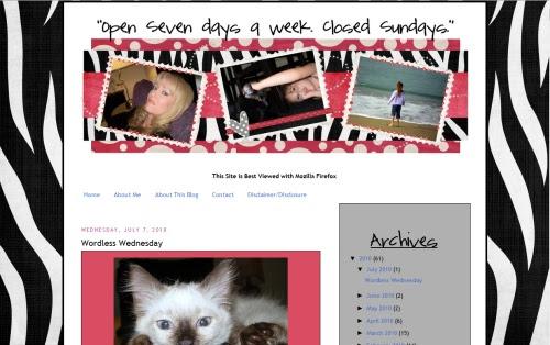 Open seven days a week