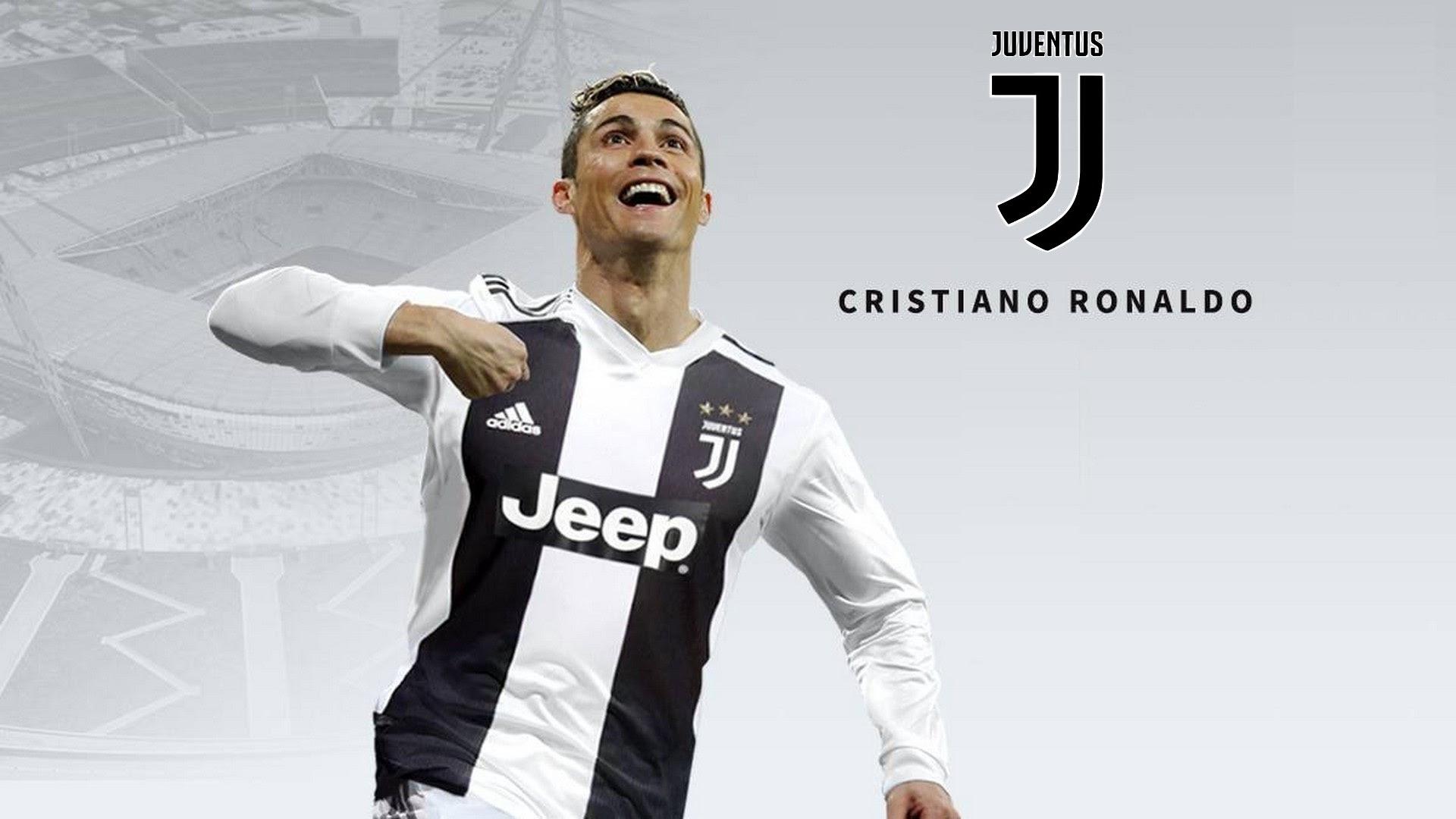 Wallpaper Ronaldo Di Juventus Hd Football