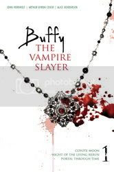 Buffy the Vampire Slayer Bind-Up 1
