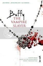 Buffy the Vampire Slayer Bind-Up 1