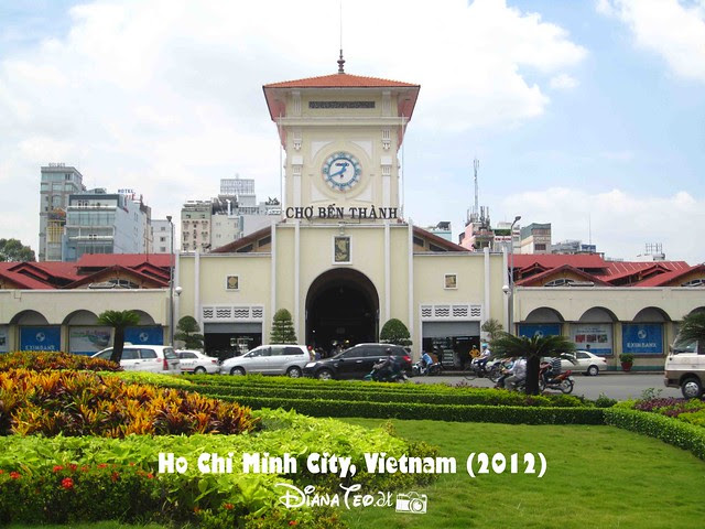 Ben Thanh Market 01