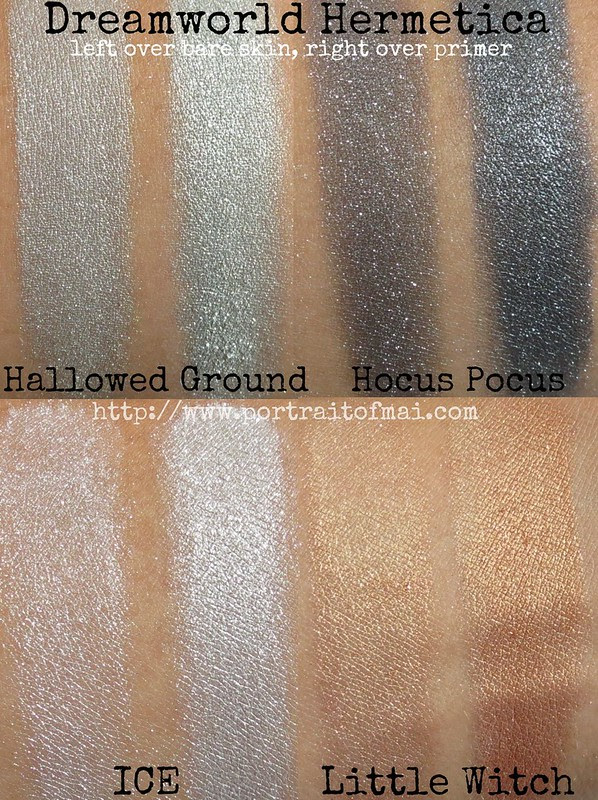 Dreamworld Hermetica Hocus Pocus Collection