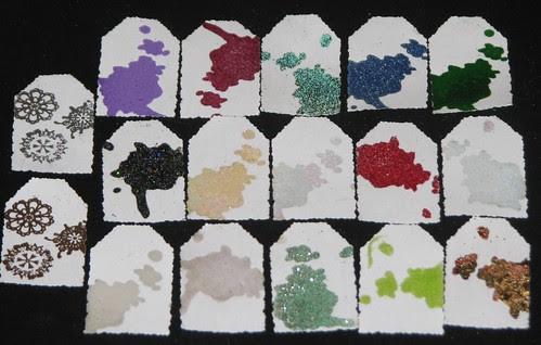 Embossing Powders 013