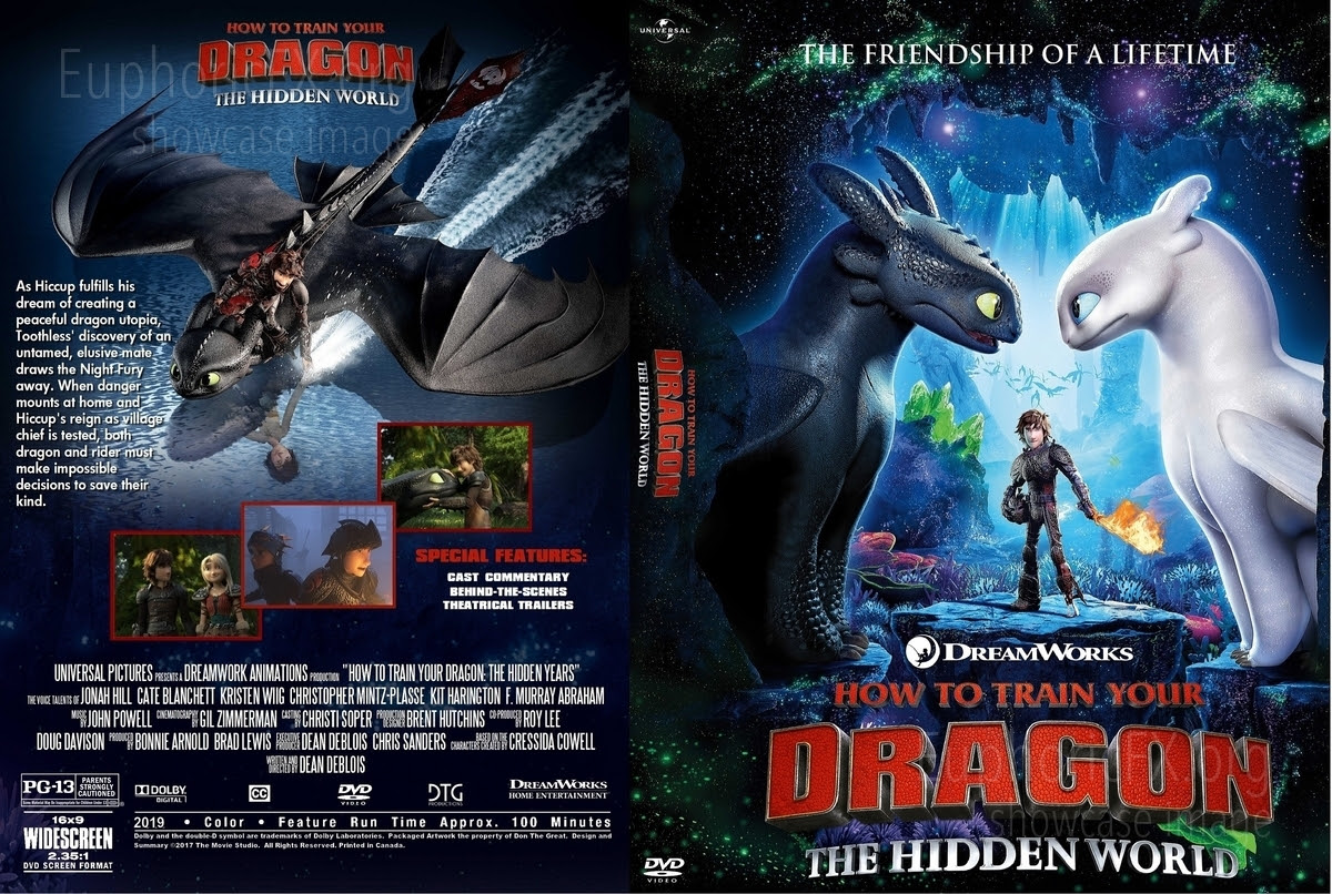 How To S Wiki 88 How To Train Your Dragon The Hidden World