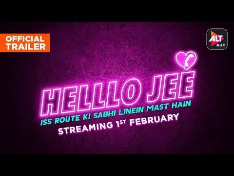 Helllo Jee Hindi Movie Trailer