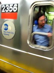 New York Subway Driver