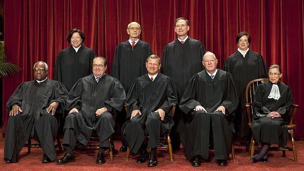 Resultado de imagen de ee uu tribunal supremo