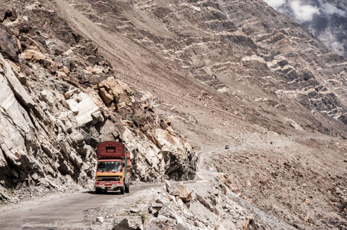 Alguns dos caminnhos mais perigosos do mundo 07