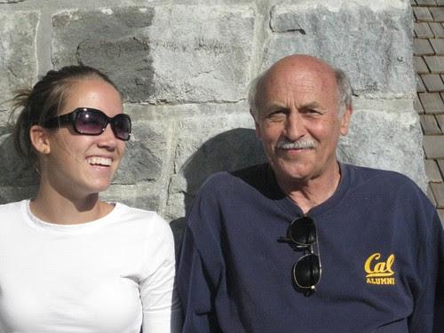 Paris and Grampa George