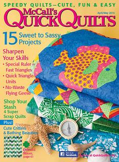McCalls Quick Quilts