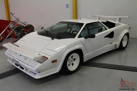 Lamborghini : Countach LP5000 QV