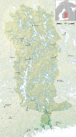 Kymijoen Vesistö