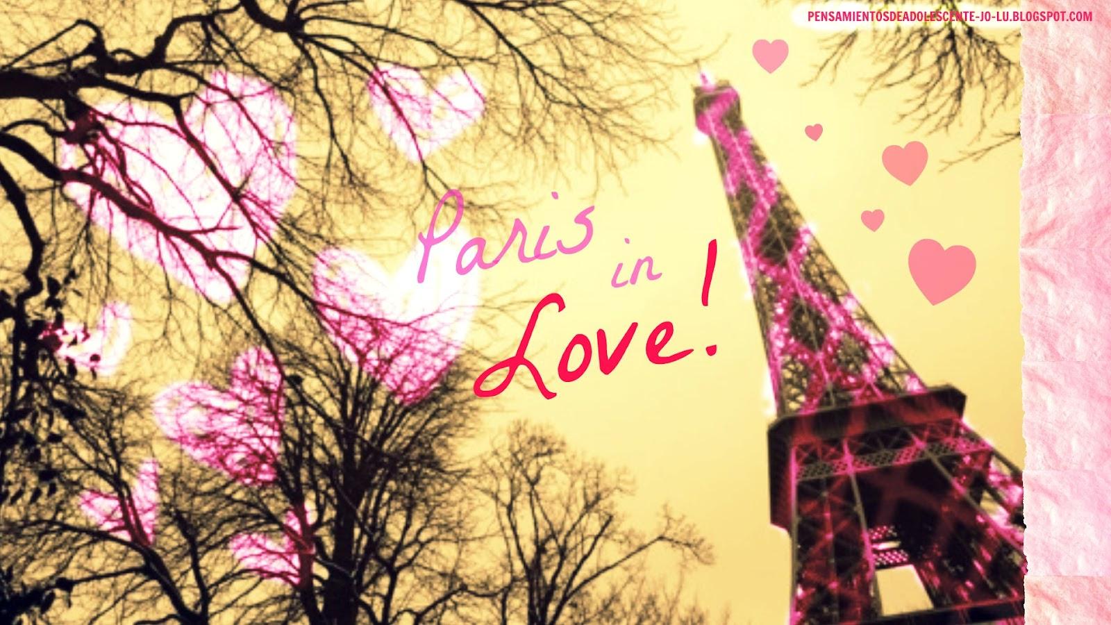 Cute Paris France Wallpaper Wallpapersafari