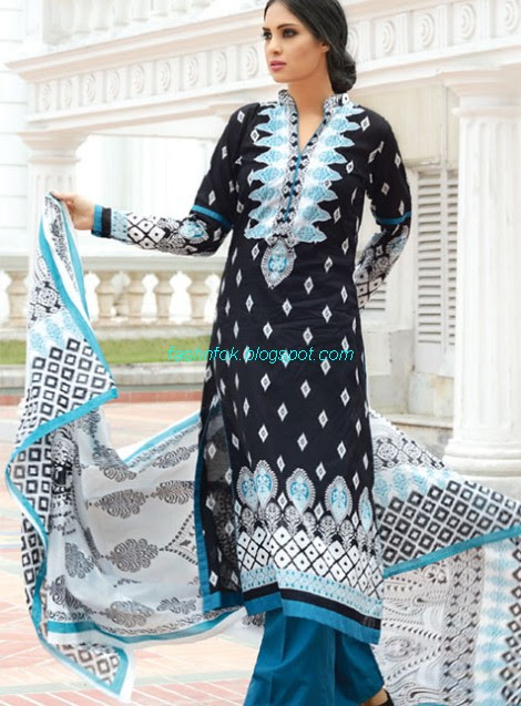 Al-Karam-Textile-Summer-Spring-Lawn-Collection-2013-14-Indian-Pakistani-New-Fashionable-Clothes-1