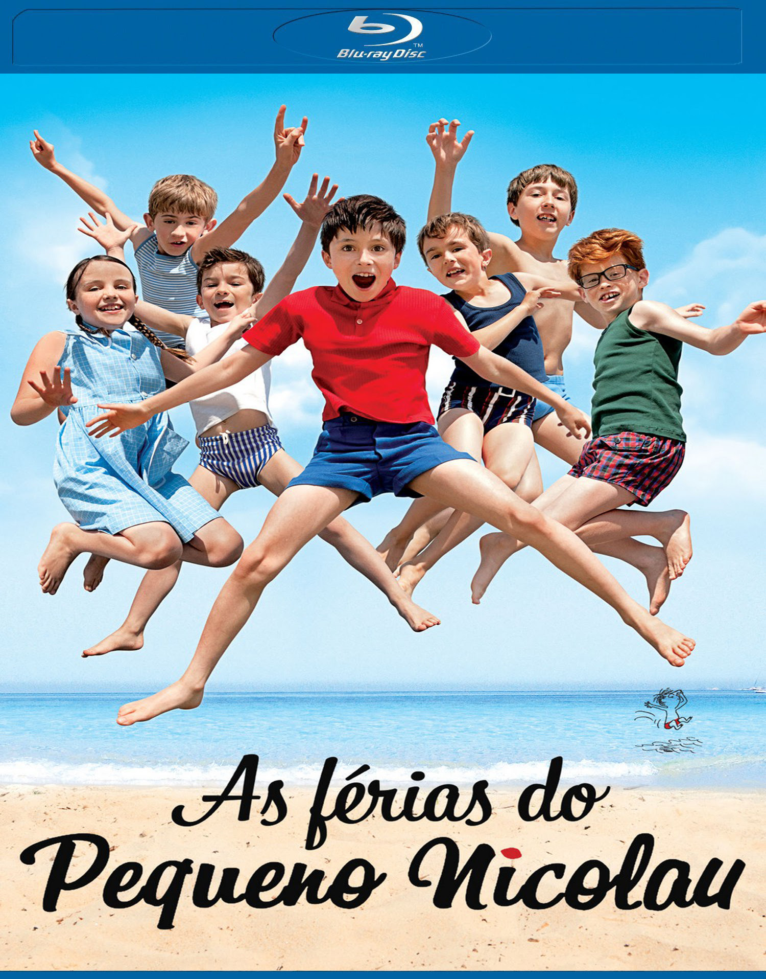 Baixar Filme As Férias do Pequeno Nicolau   Dublado Download