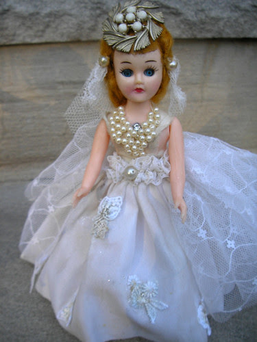Up-Cycled Doll: Ginger! 10