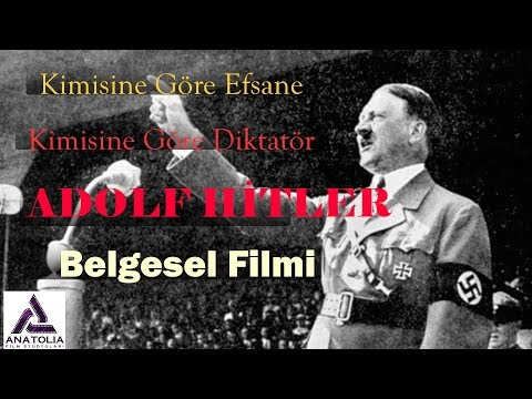 Adolf Hitler Belgeseli - CNN ARDAHAN INTERNATİONAL Video
