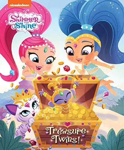 Read Treasure Twins! (Shimmer and Shine) Kindle Editon ...