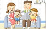 La familia en lengua de signos
